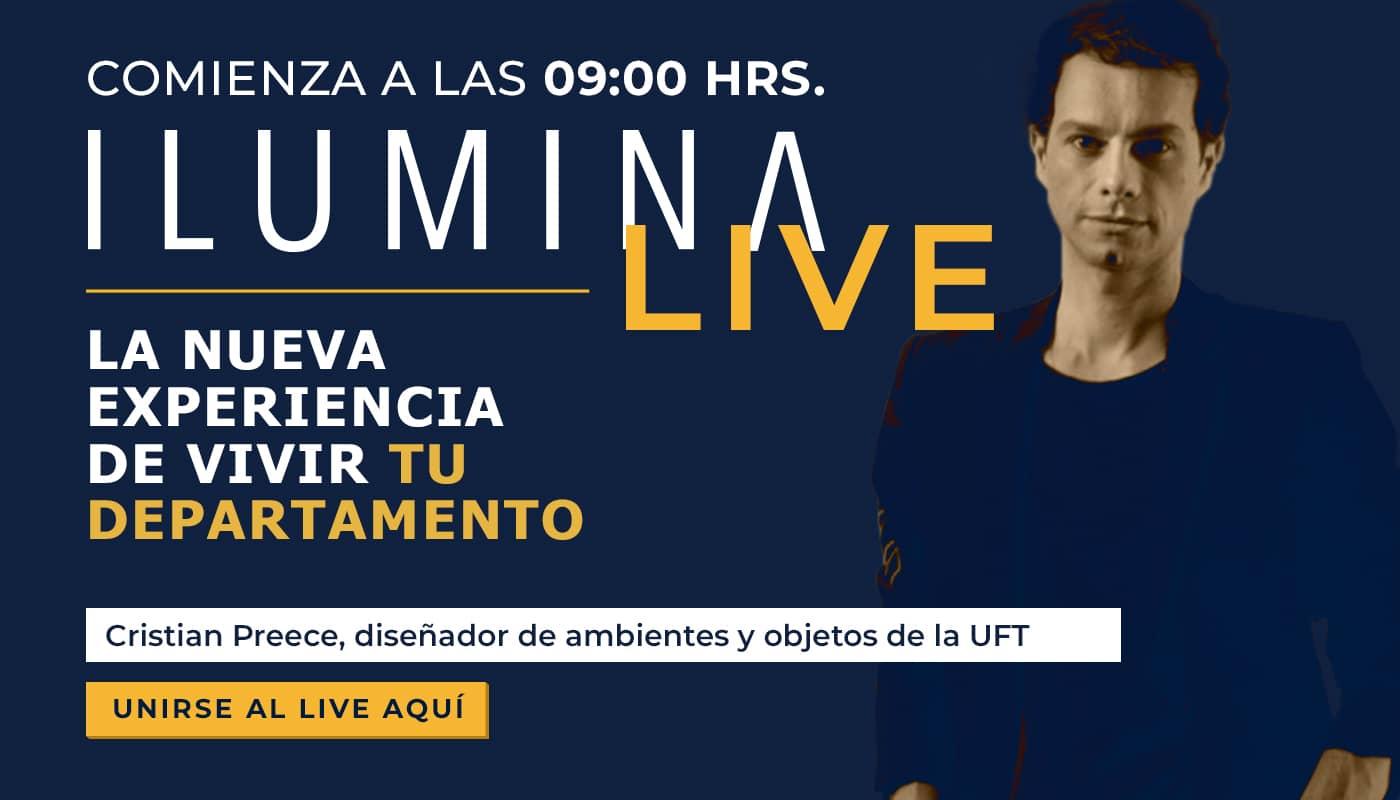 ilumina live 23 septiembre